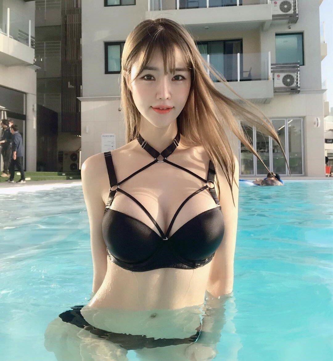 레이싱모델 민한나